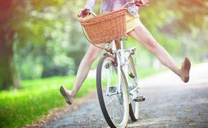 нельзя ездить на велосипеде