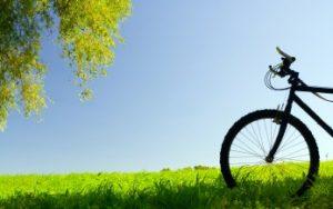 нагрузка на велосипеде
