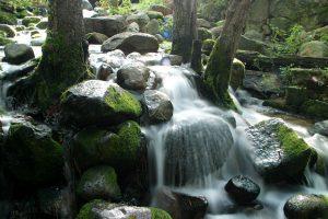 Нарочь, водопад в Беларуси