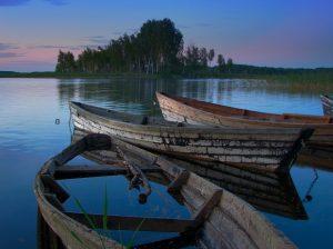 Озеро Снуды