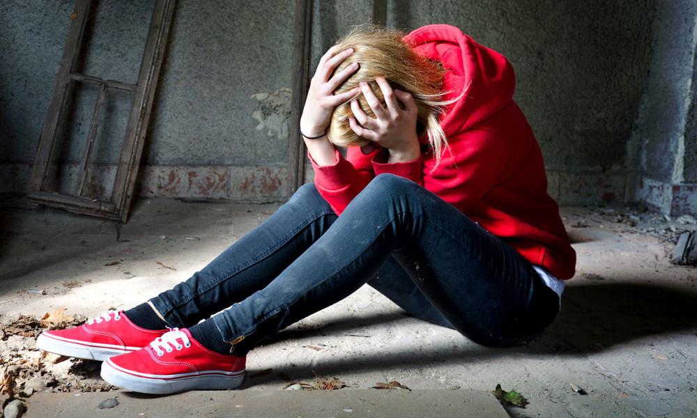 подросток-наркоман