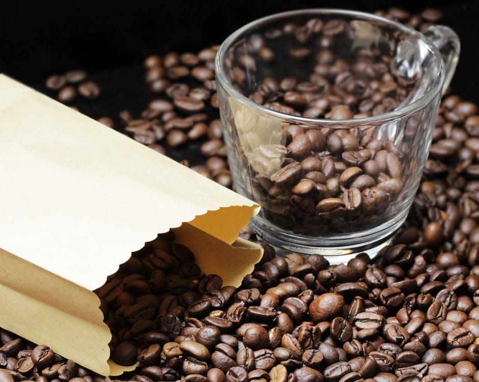 Вкусный сорт натурального кофе