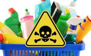 Химические средства в быту