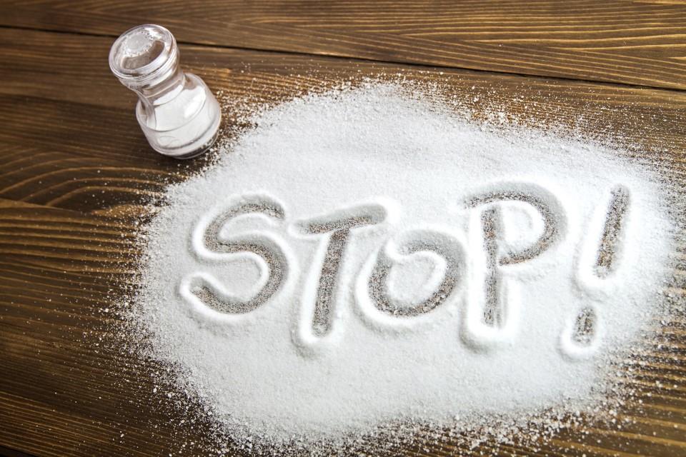Не увлекайтесь солью