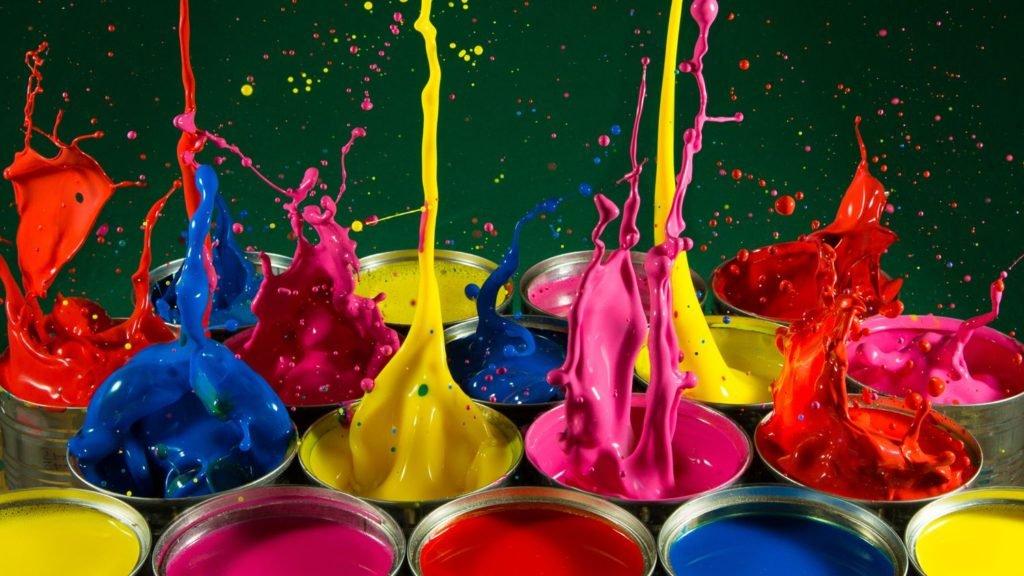 Маркетологи используют различные цвета