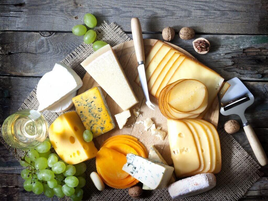 Прибор для мягких сыров