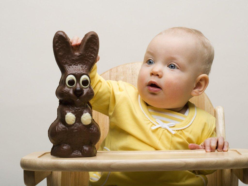 Можно ли детям есть шоколад?
