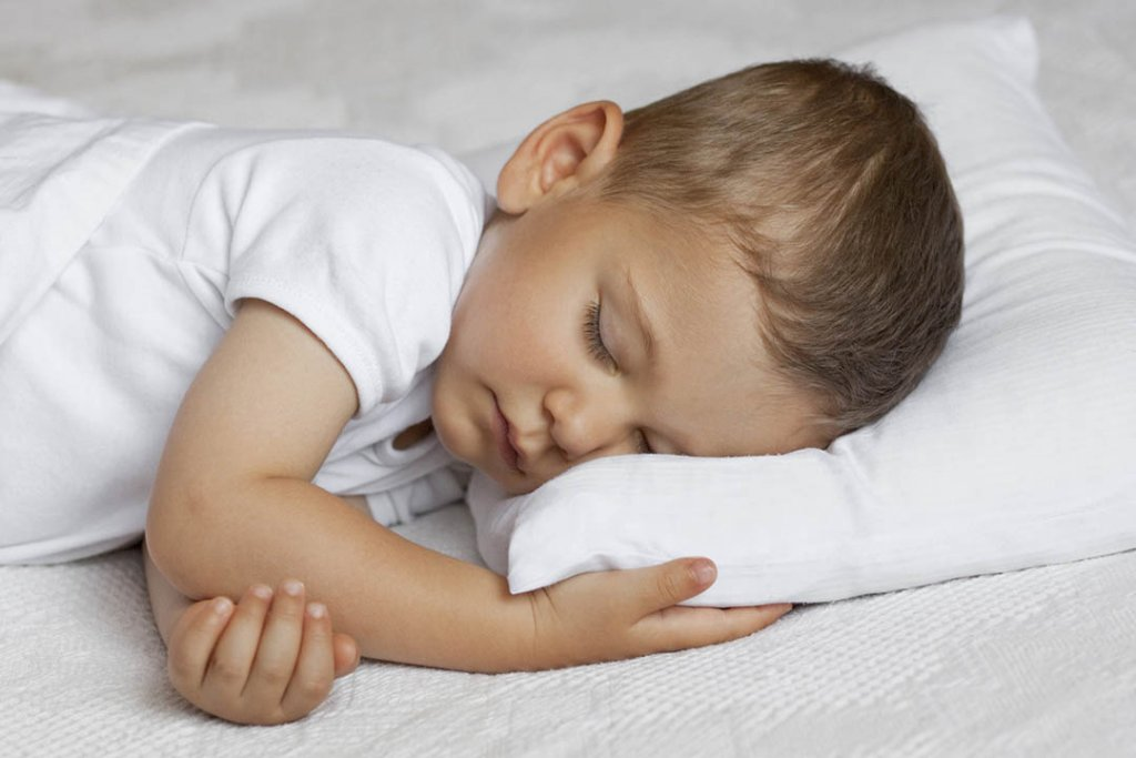Режим дня ребенка