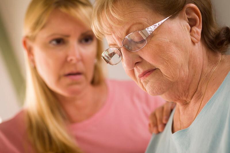 для начальной стадии болезни Альцгеймера характерны когнитивные расстройства