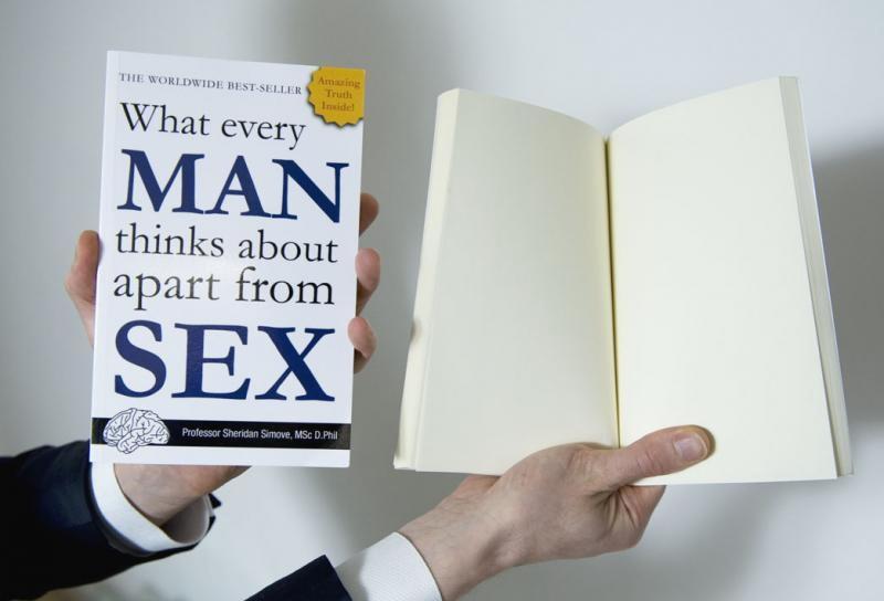 мужчины думают о сексе каждые 7 секунд