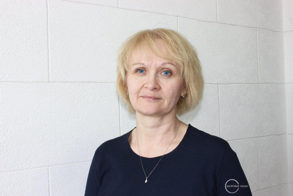 врач-психотерапевт Татьяна Емельянцева