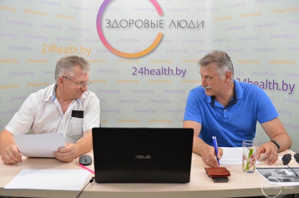 Михневич и Барановский