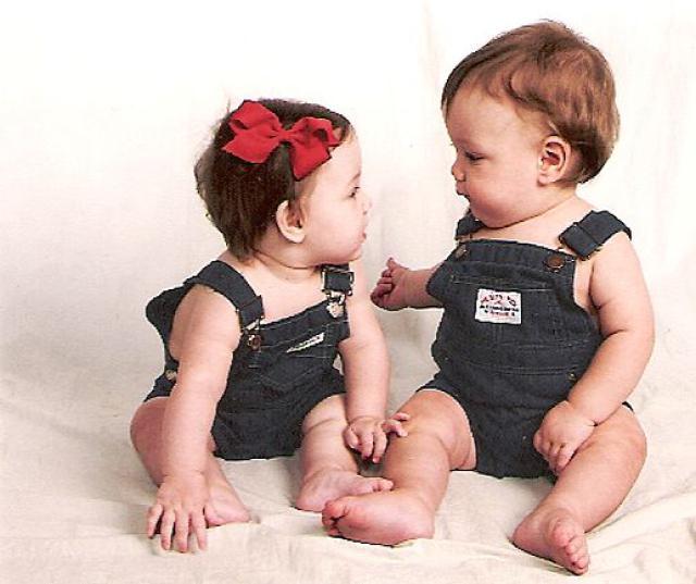 воспитание близнецов