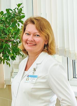 Ольга Светлицкая, врач-анестезиолог-реаниматолог, к.м.н., доцент кафедры анестезиологии и реаниматологии БелМАПО.