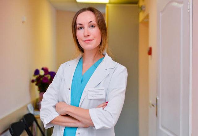 Светлана Жуковская, ассистент кафедры акушерства и гинекологии БГМУ