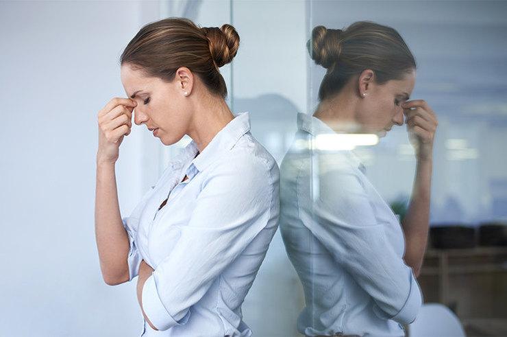 депрессия и тревога вызывает бессонницу