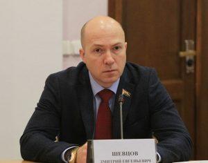 Председатель Белорусской ассоциации врачей Дмитрий Шевцов