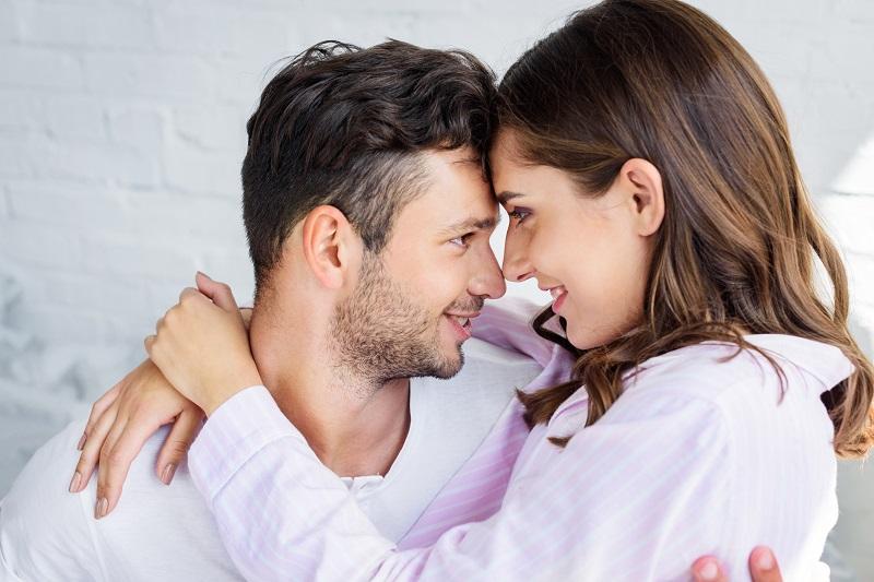 Близость и любовь - взгляд глаза в глаза