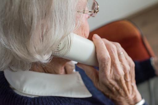 Телефон помощи пожилым людям