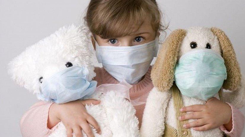 дети и коронавирус
