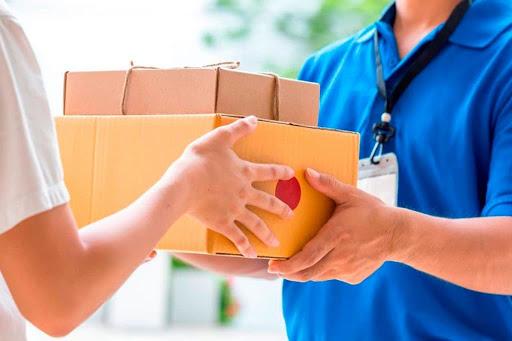 доставка продуктов и прочих товаров