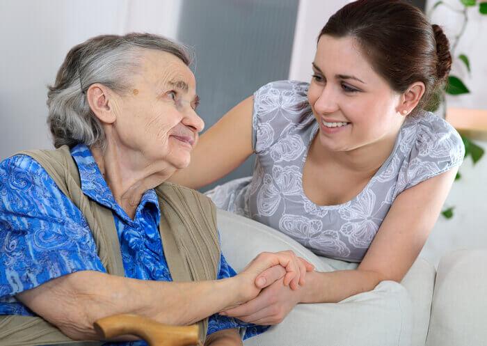 забота о пожилых родственниках
