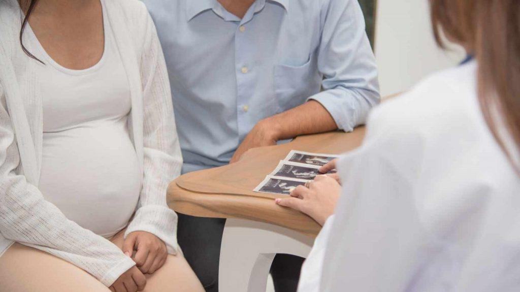 коронавирус и беременная