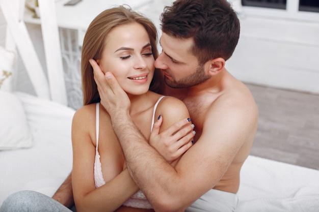 Близкие отношения - красивая пара