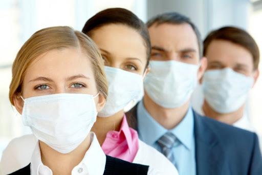 маски медицинские для улицы