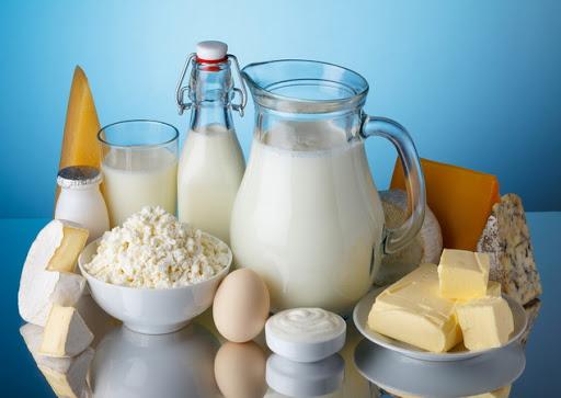 молочные продукты при пандемии