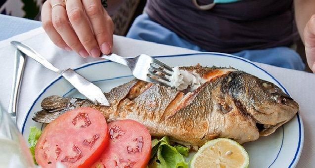 польза рыбы при менопаузе