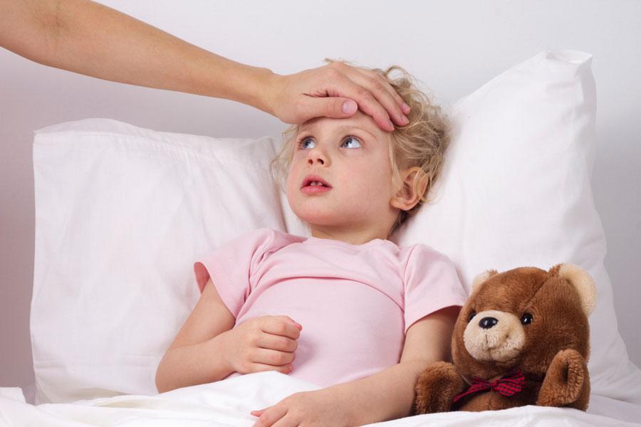 постельный режим у детей