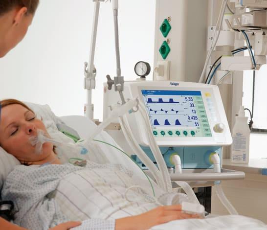 Как делают ИВЛ. Аппарат искусственной вентиляции лёгких