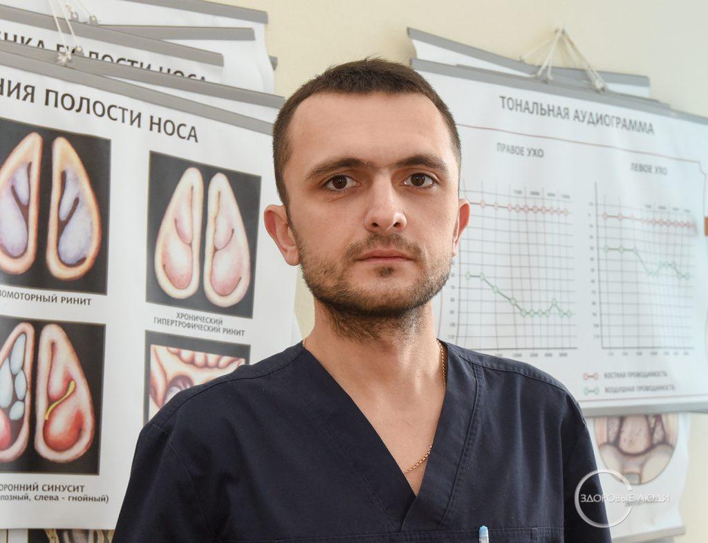 врач лор Армен Гонян