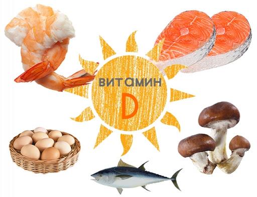 витамин д источники