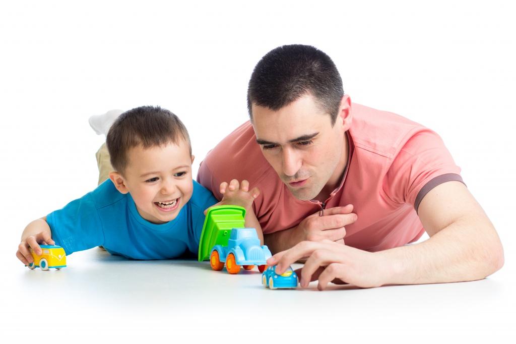 отношения отца ии ребенка