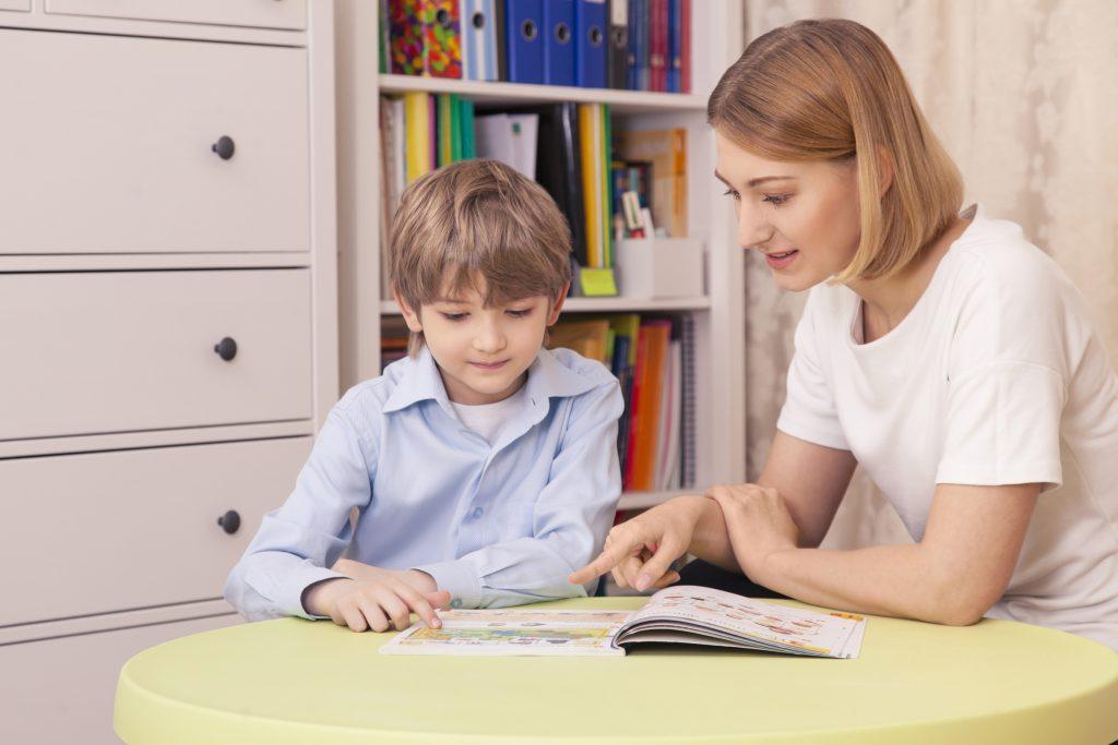 ребенок и дислексия