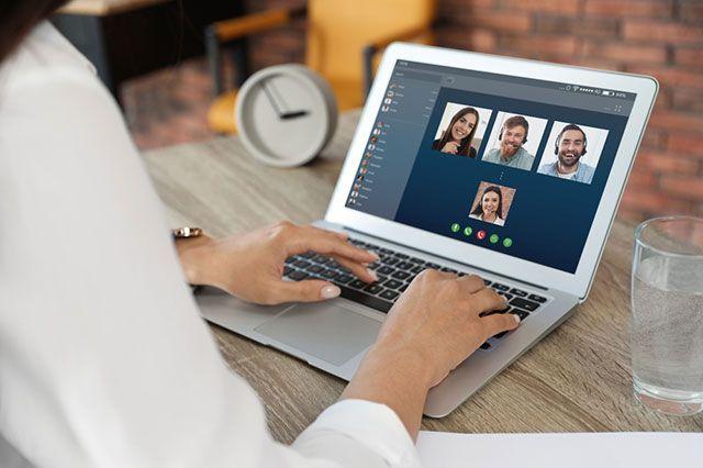 совещание онлайн