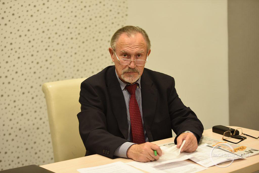 Сергей Жаворонок инфекционист