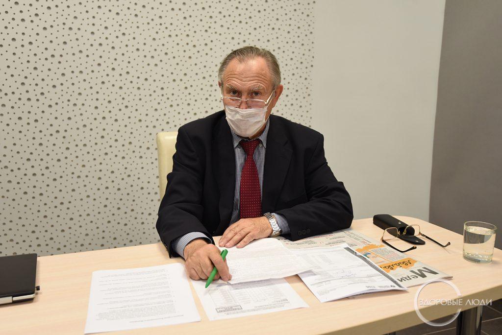 врач-инфекицонист Беларусь