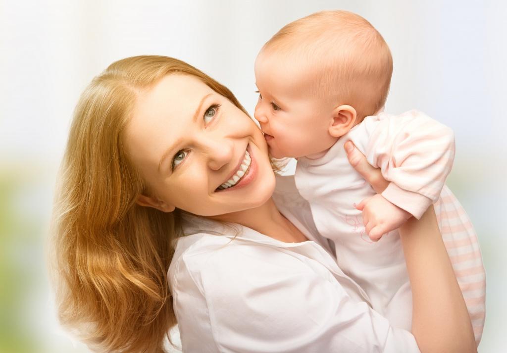 мама и малыш