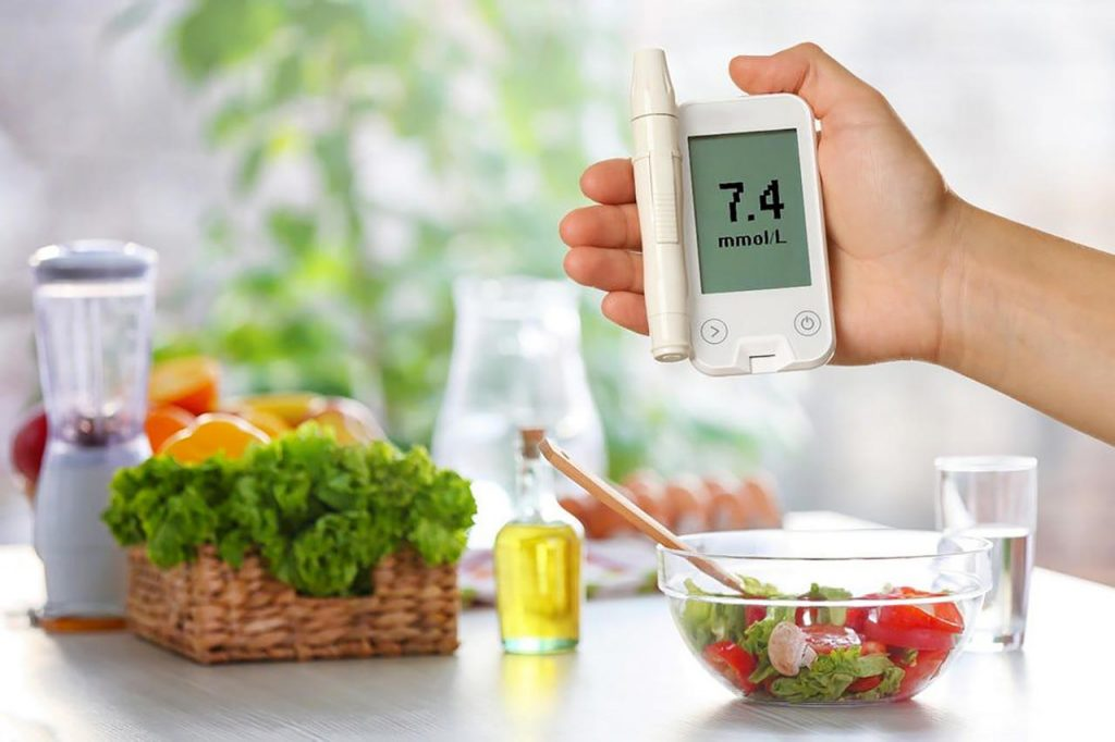 питание и сахарный диабет