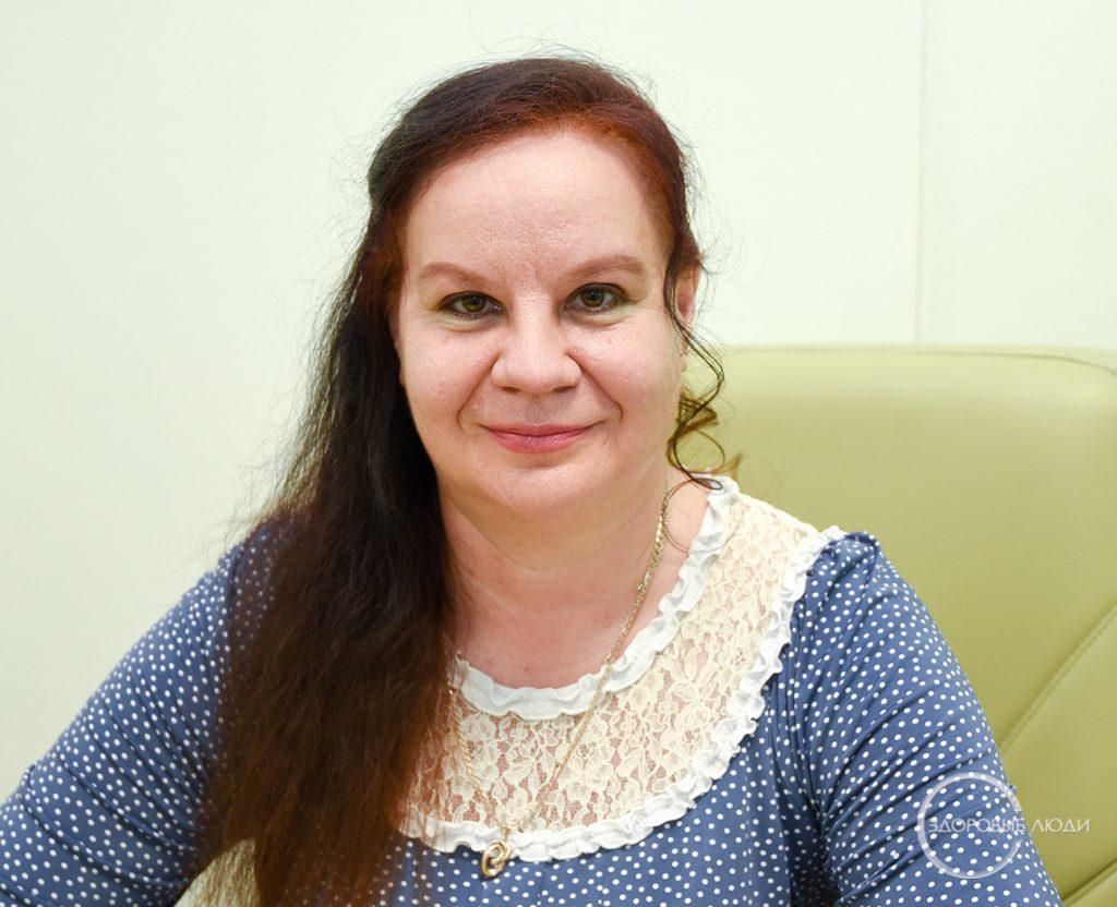 доктор Нина Ахмед