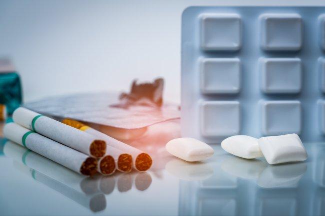 никотиносодержащие продукты