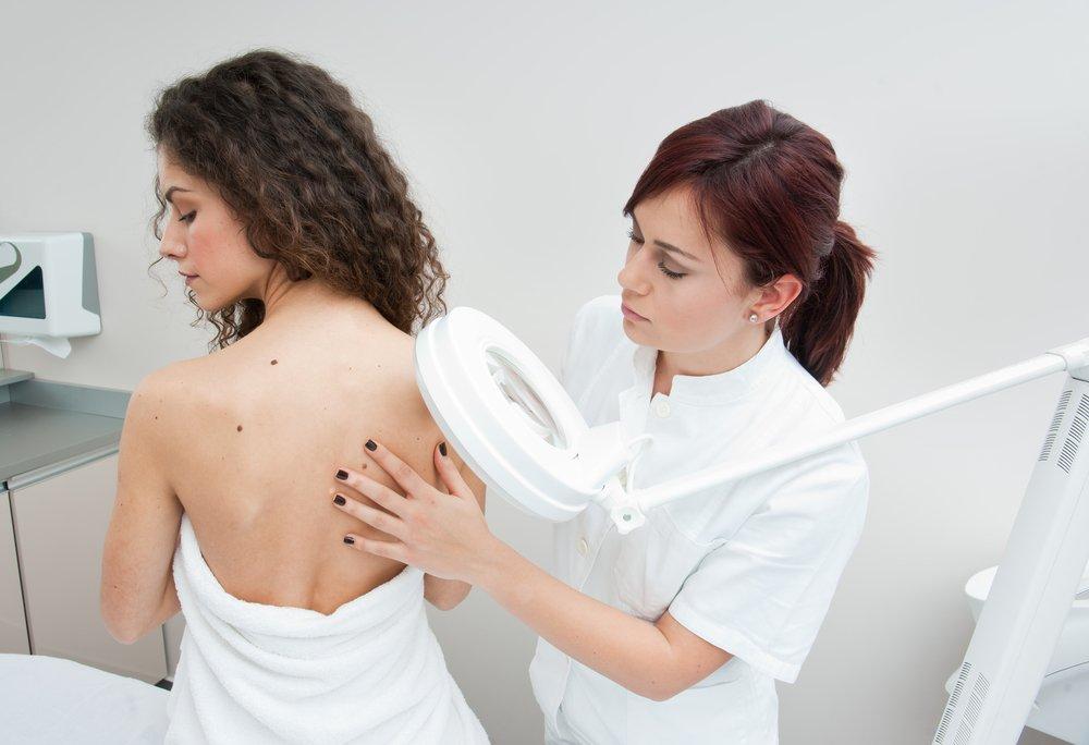 диагностика и лечение лишая