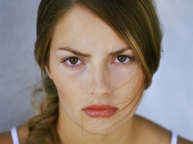 Синдром «стервозного лица»