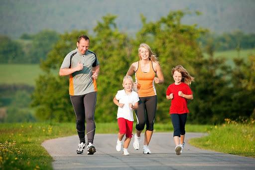 семья и спорт
