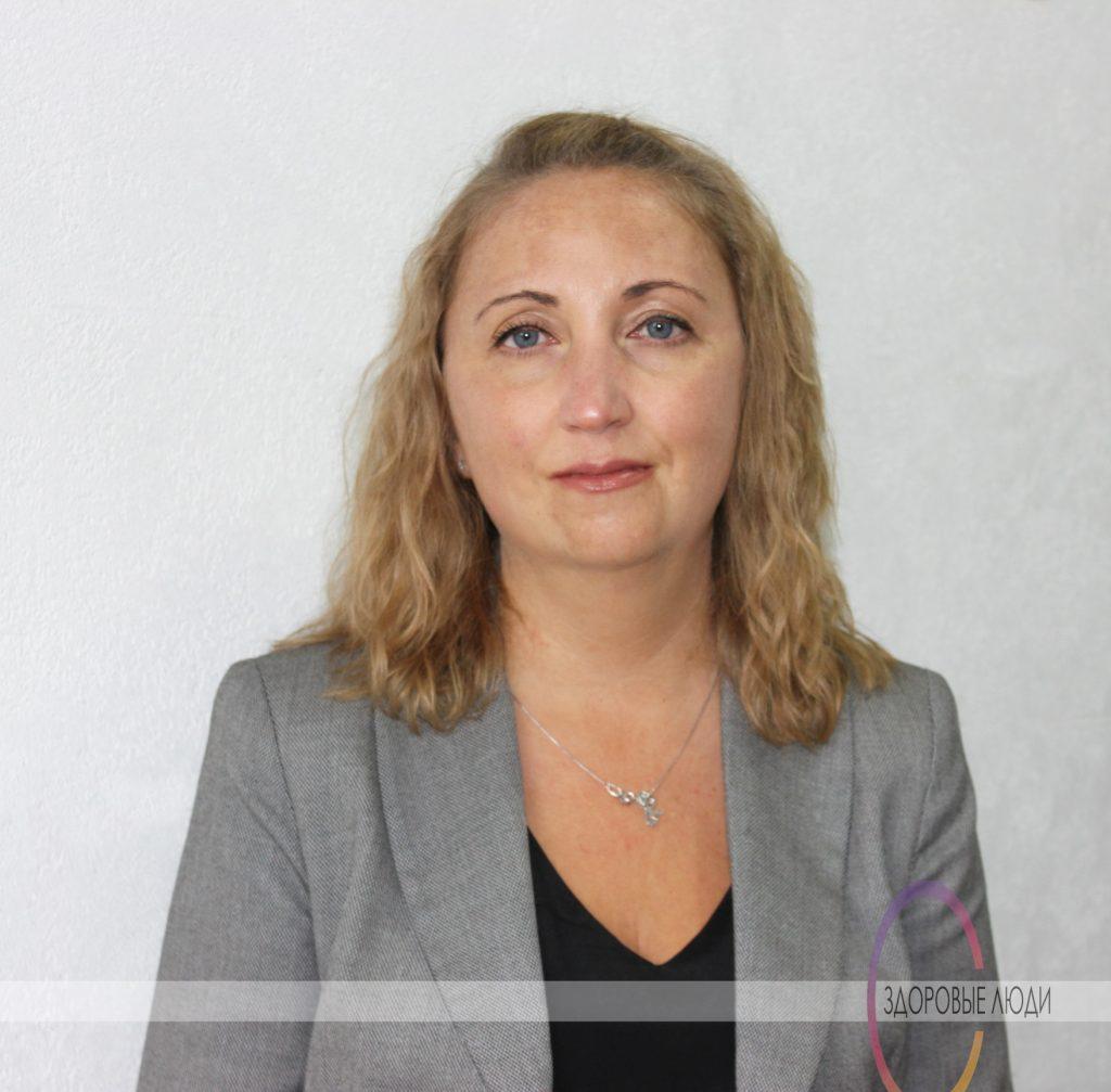 Светлана Алимпиева