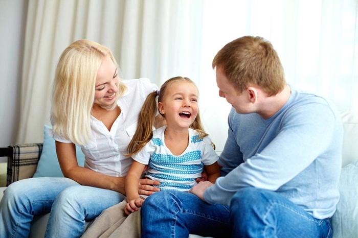 доверительные отношения в семье