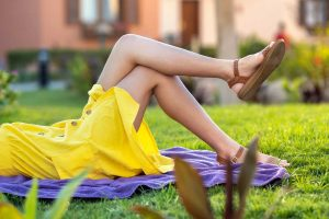 защита от солнца весной